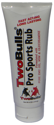 Picture of Pro Sports Rub 4oz Tube