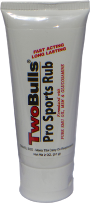 Picture of Pro Sports Rub 2oz Tube