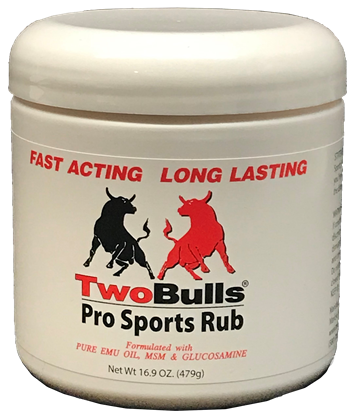 Picture of Pro Sports Rub 16.9 oz Jar