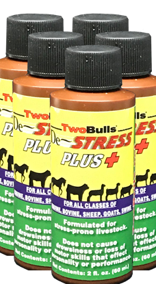 Picture of DeStress Plus+ Small Travel Pack (5 - 2 oz Bottles)